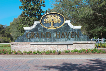 Grand Haven Gated Community In Palm Coast